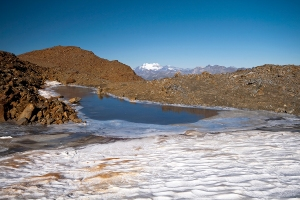 Il ritiro dei ghiacciai